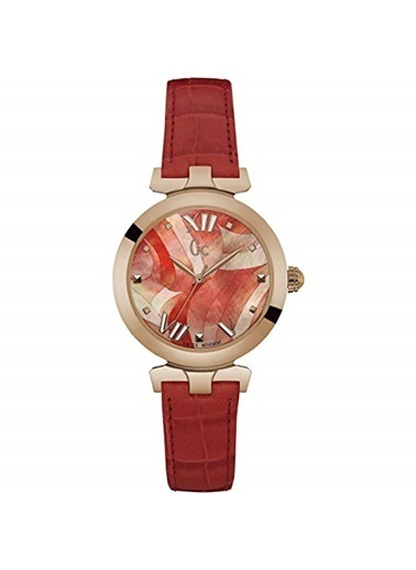 Gc Saat Kırmızı